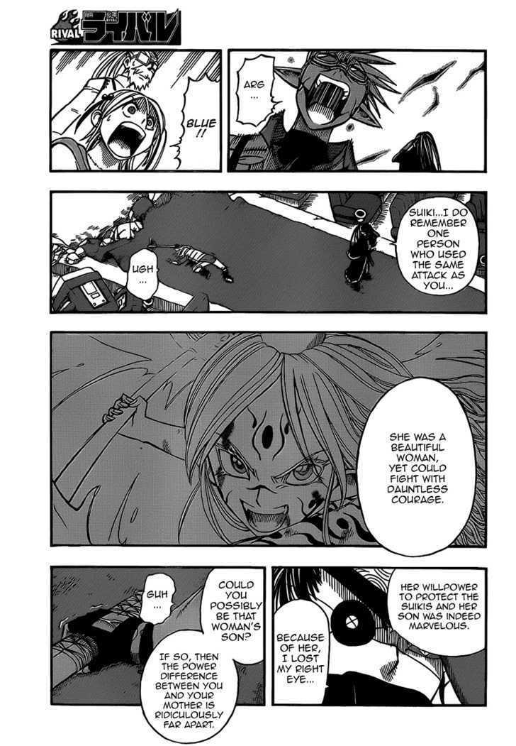 Buster Keel! Vol.2 Chapter 9 : Black?rock?cutter page 13 - Mangakakalots.com