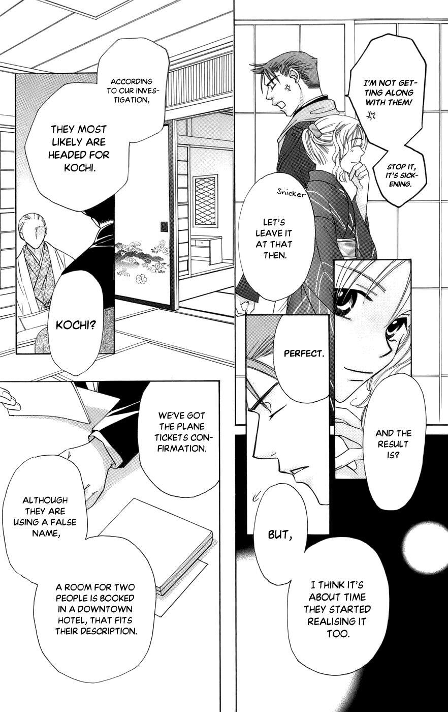 Platinum Garden Chapter 59 page 19 - Mangakakalots.com