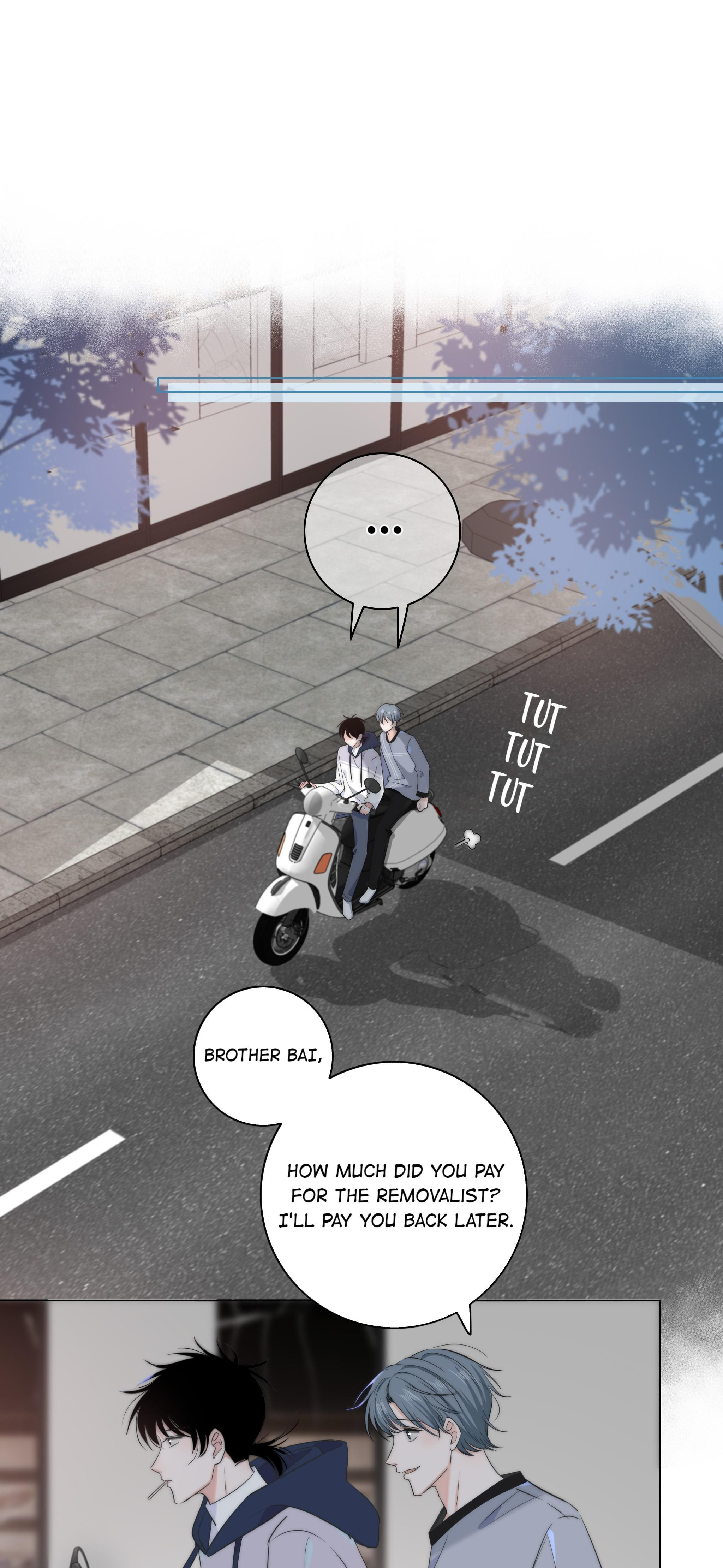Touch Your World Chapter 36: Just Friends? page 28 - Mangakakalots.com