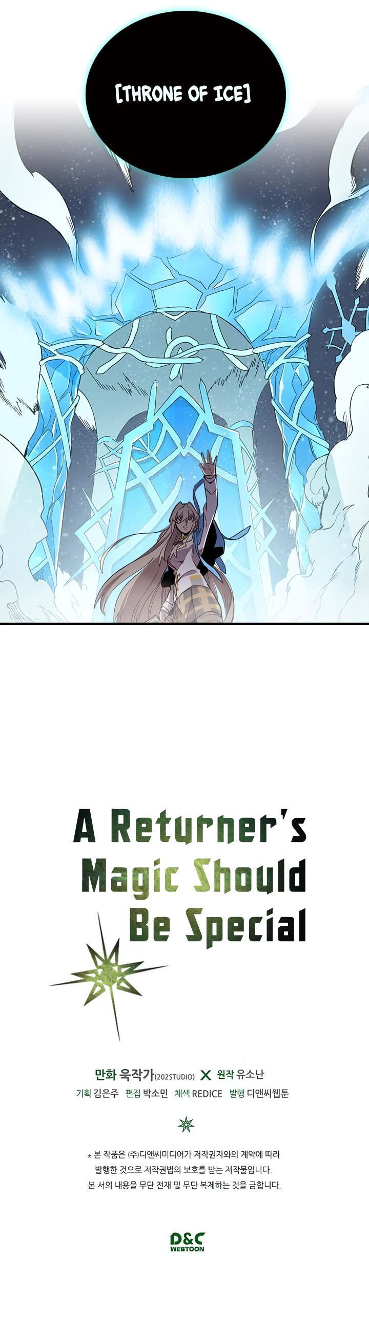 A Returner's Magic Should Be Special Chapter 35 page 34 - Mangakakalots.com