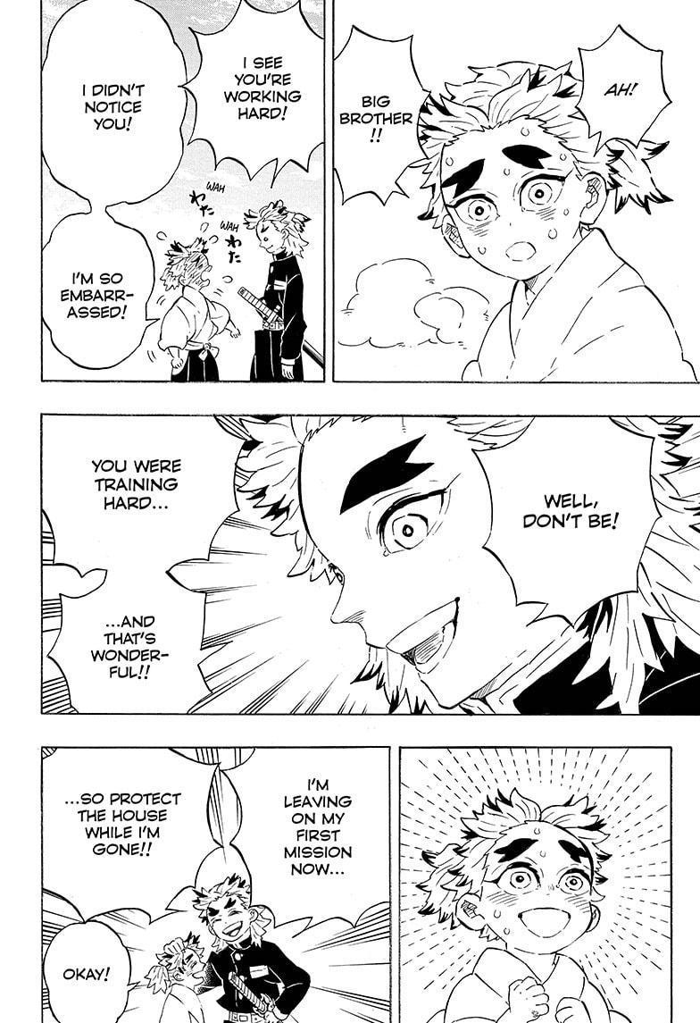 Kimetsu No Yaiba Chapter 205.5: Special One-Shot page 4 - Mangakakalots.com