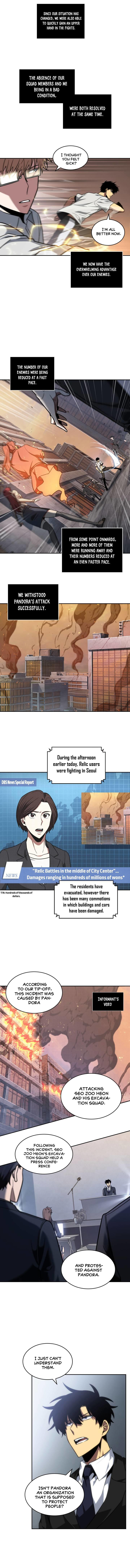 Tomb Raider King Chapter 238 page 5 - Mangakakalots.com