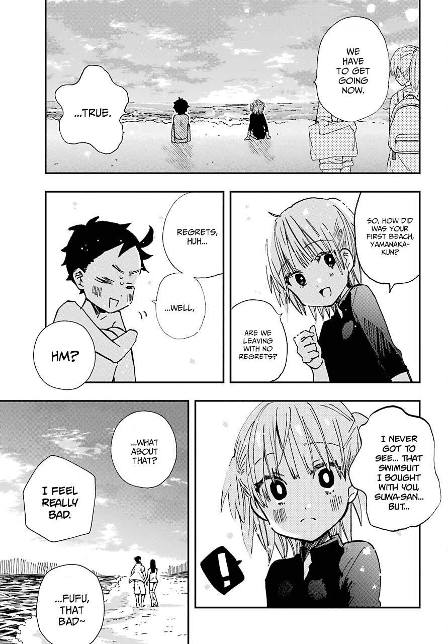Hajimete No Suwa-San Chapter 11: The First Ocean 2 page 19 - Mangakakalots.com