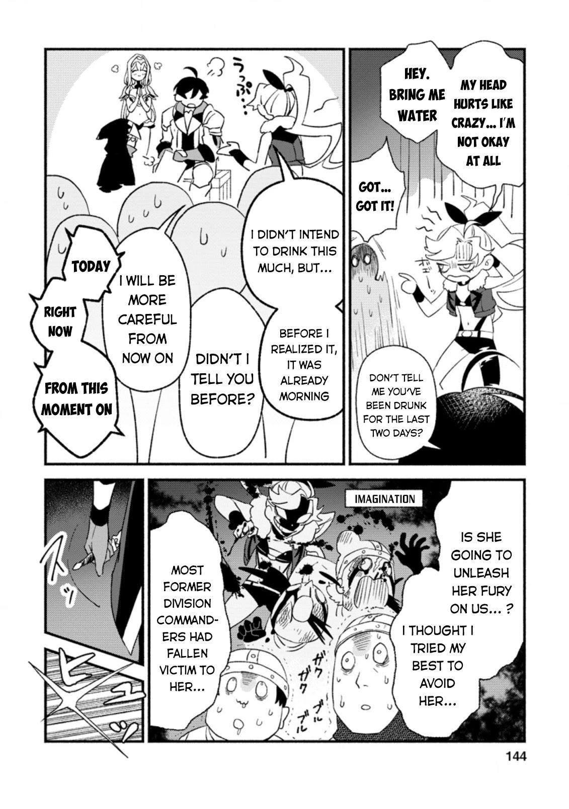 Sono Monban, Saikyou Nitsuki: Tsuihou Sareta Bougyo Ryoku 9999 No Senshi, Outo No Monban Toshite Musou Suru Chapter 5 page 23 - Mangakakalots.com