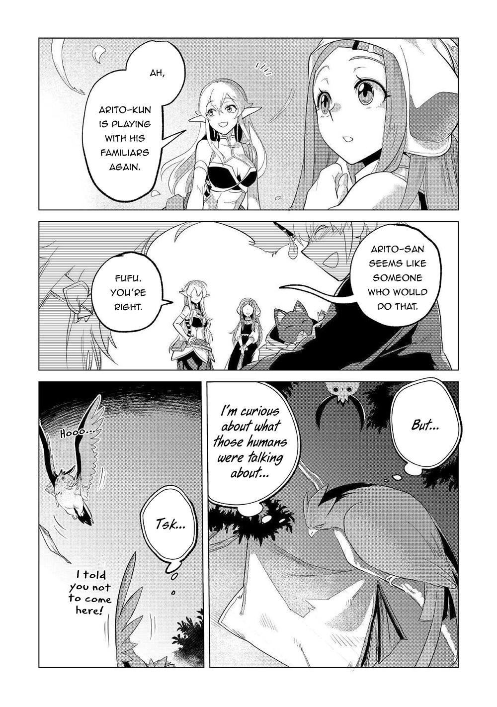Mofumofu To Isekai Slow Life O Mezashimasu! Chapter 25 page 12 - Mangakakalots.com