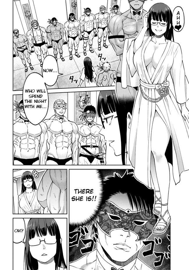 """The Only """"r"""" In The World Vol.3 Chapter 18.2: Kelg's Mansion (Part Two) page 2 - Mangakakalots.com"""