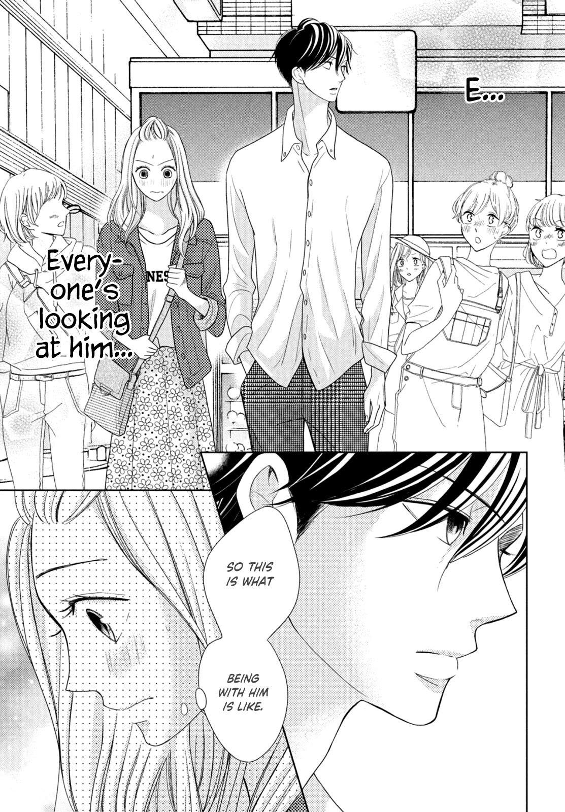 Arashi-Kun No Dakimakura Chapter 7: Because We're The Same page 11 - Mangakakalots.com