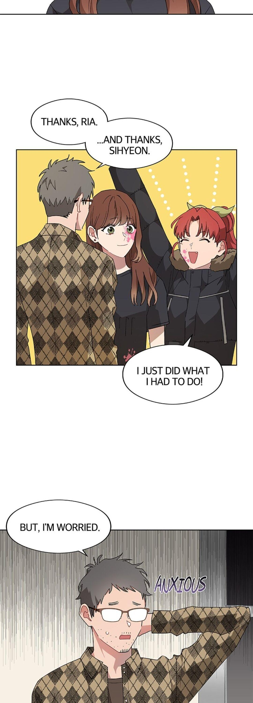 Oh! My God Chapter 27 page 25 - Mangakakalots.com