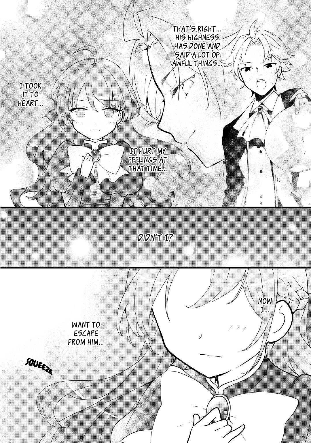 Tensei Reijou Wa Shomin No Aji Ni Uete Iru Chapter 7 page 20 - Mangakakalots.com