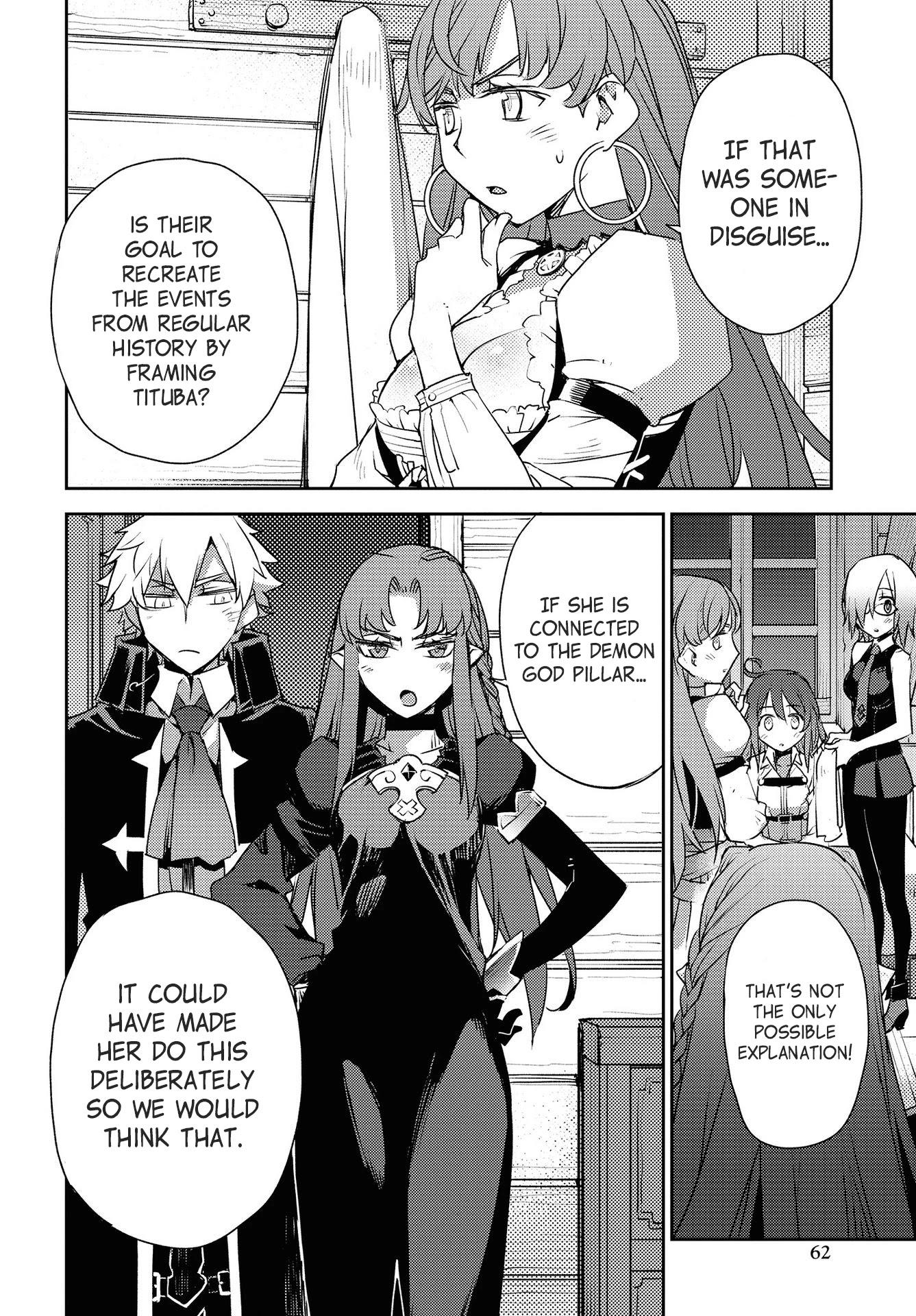 Fate/grand Order: Epic Of Remnant - Subspecies Singularity Iv: Taboo Advent Salem: Salem Of Heresy Chapter 9: Unknot: Before Dawn 8 page 9 - Mangakakalots.com