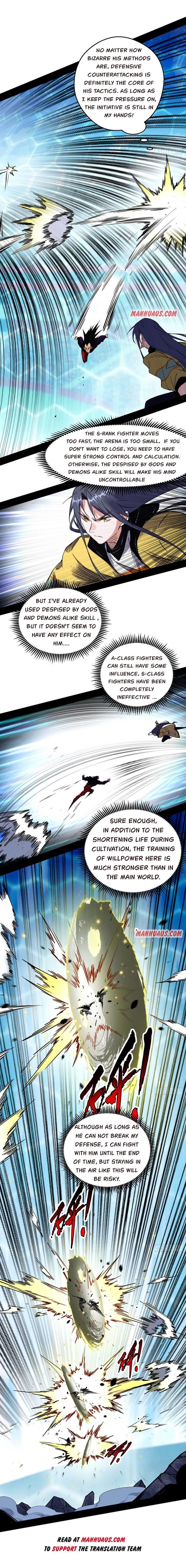 I'm An Evil God Chapter 170.2 page 4 - Mangakakalots.com