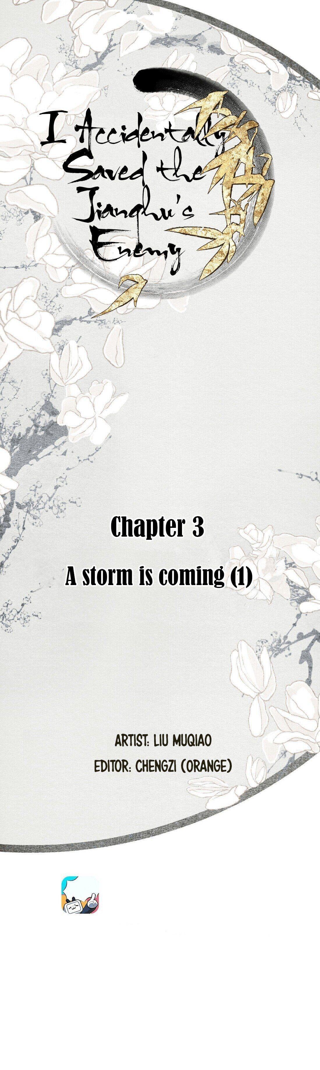 I Accidentally Saved The Jianghu'S Enemy Chapter 3 page 2 - Mangakakalots.com