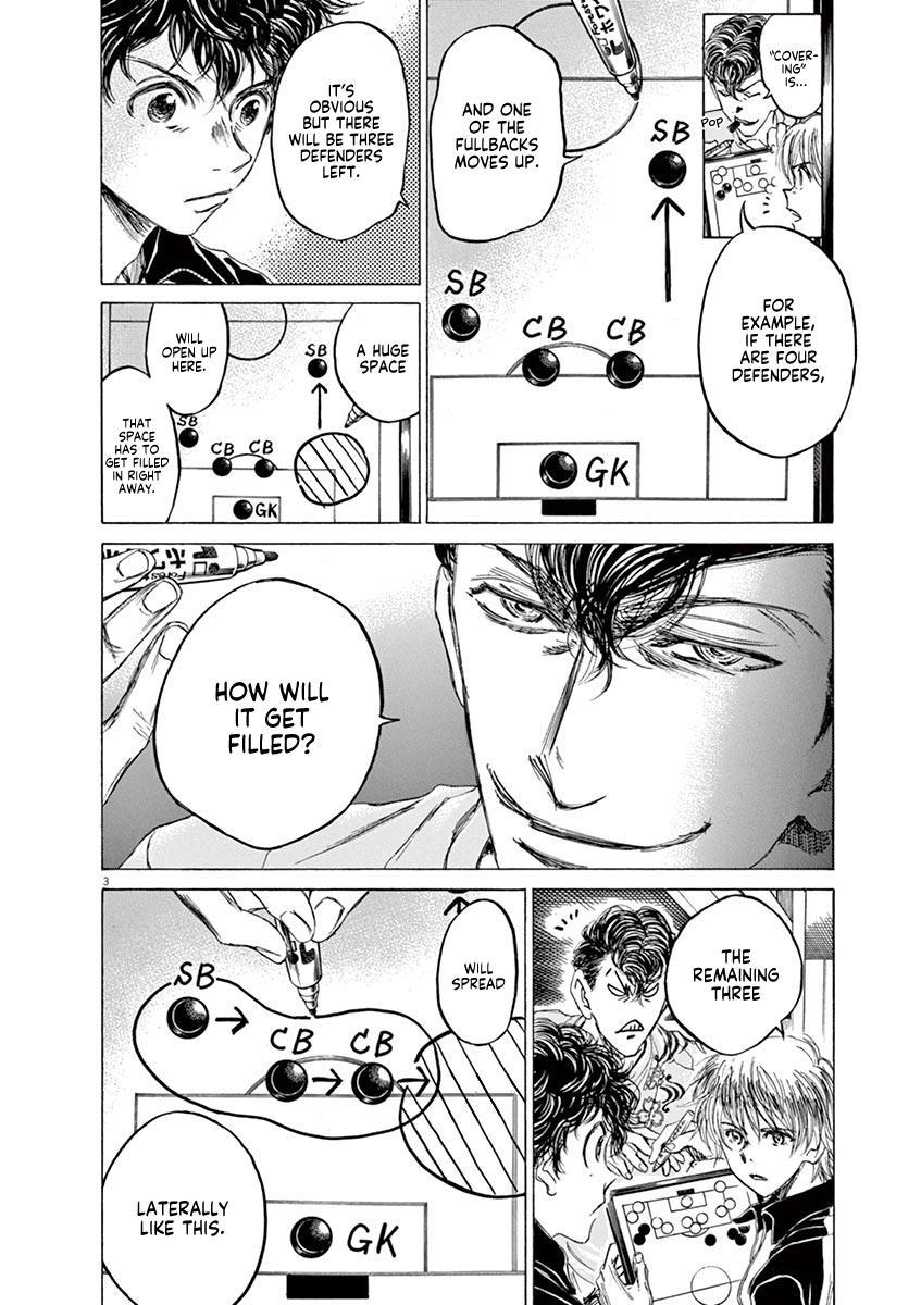 Ao Ashi Vol.7 Chapter 66: Look Out page 4 - Mangakakalots.com