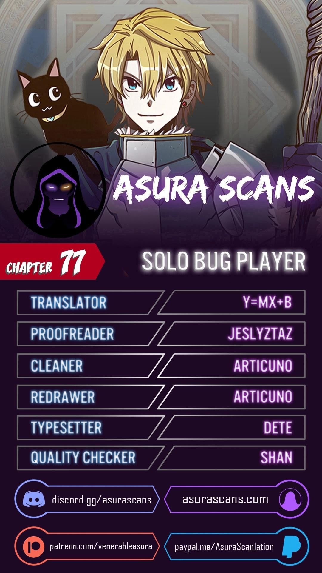 Bug Player Chapter 77 page 1 - Mangakakalot