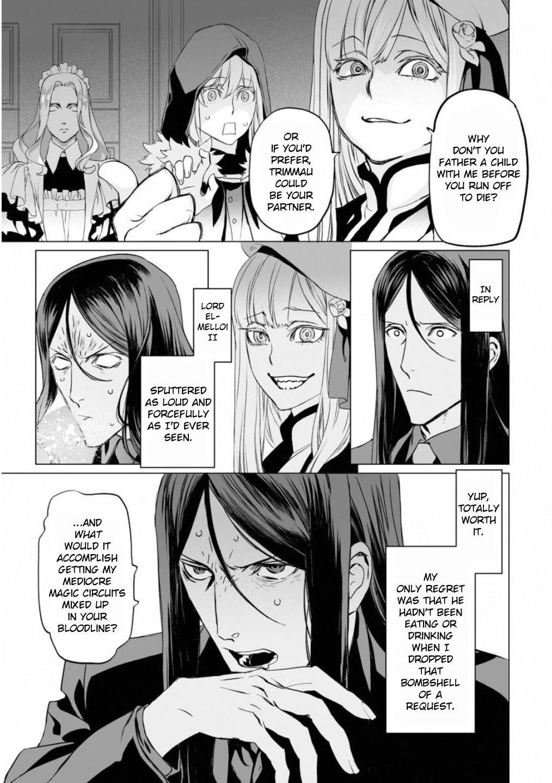 Lord El-Melloi Ii-Sei No Jikenbo Chapter 15 page 45 - Mangakakalots.com