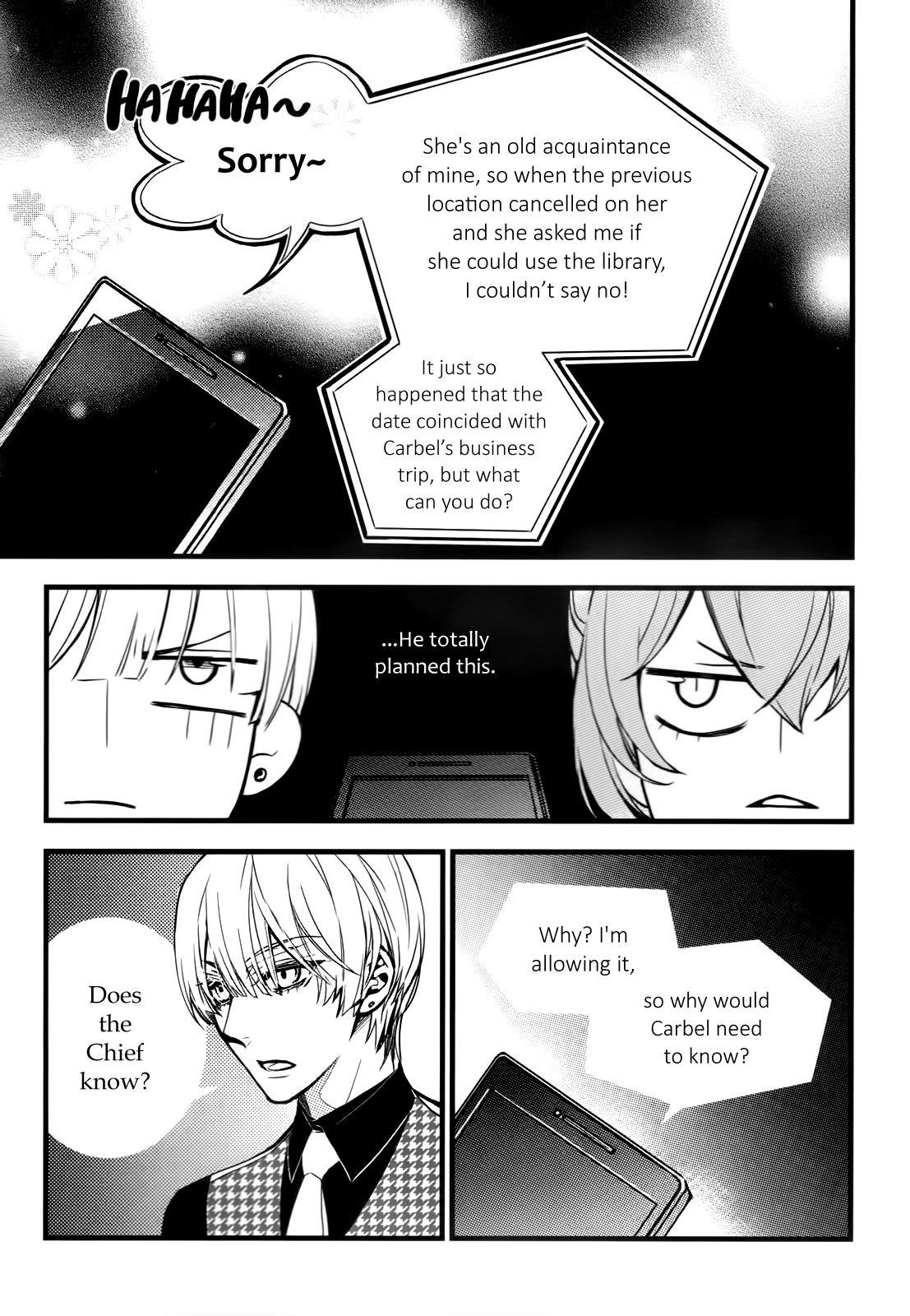 Vampire Library Chapter 36 page 6 - Mangakakalots.com