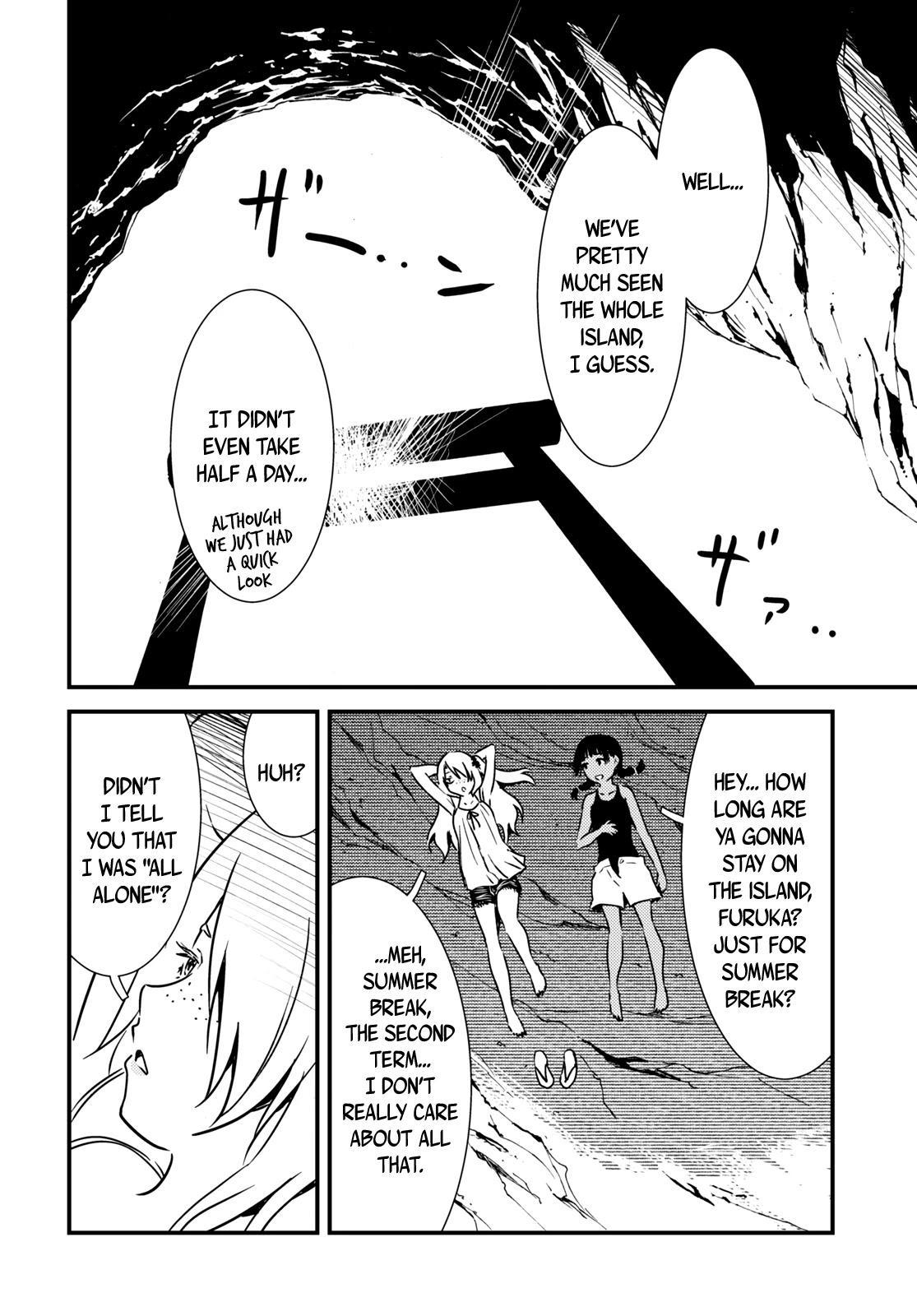 Kaijuu Iro No Shima Chapter 11 page 6 - Mangakakalots.com