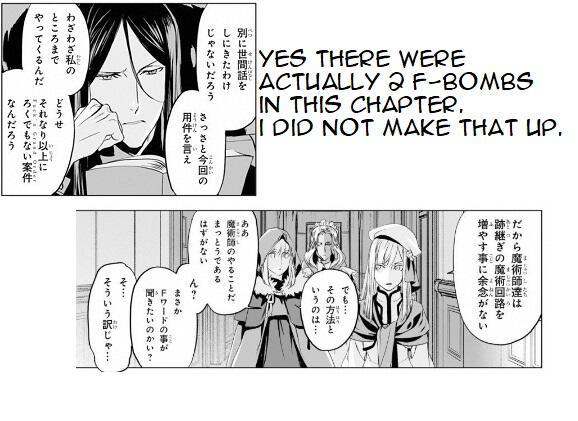Lord El-Melloi Ii-Sei No Jikenbo Chapter 15 page 58 - Mangakakalots.com