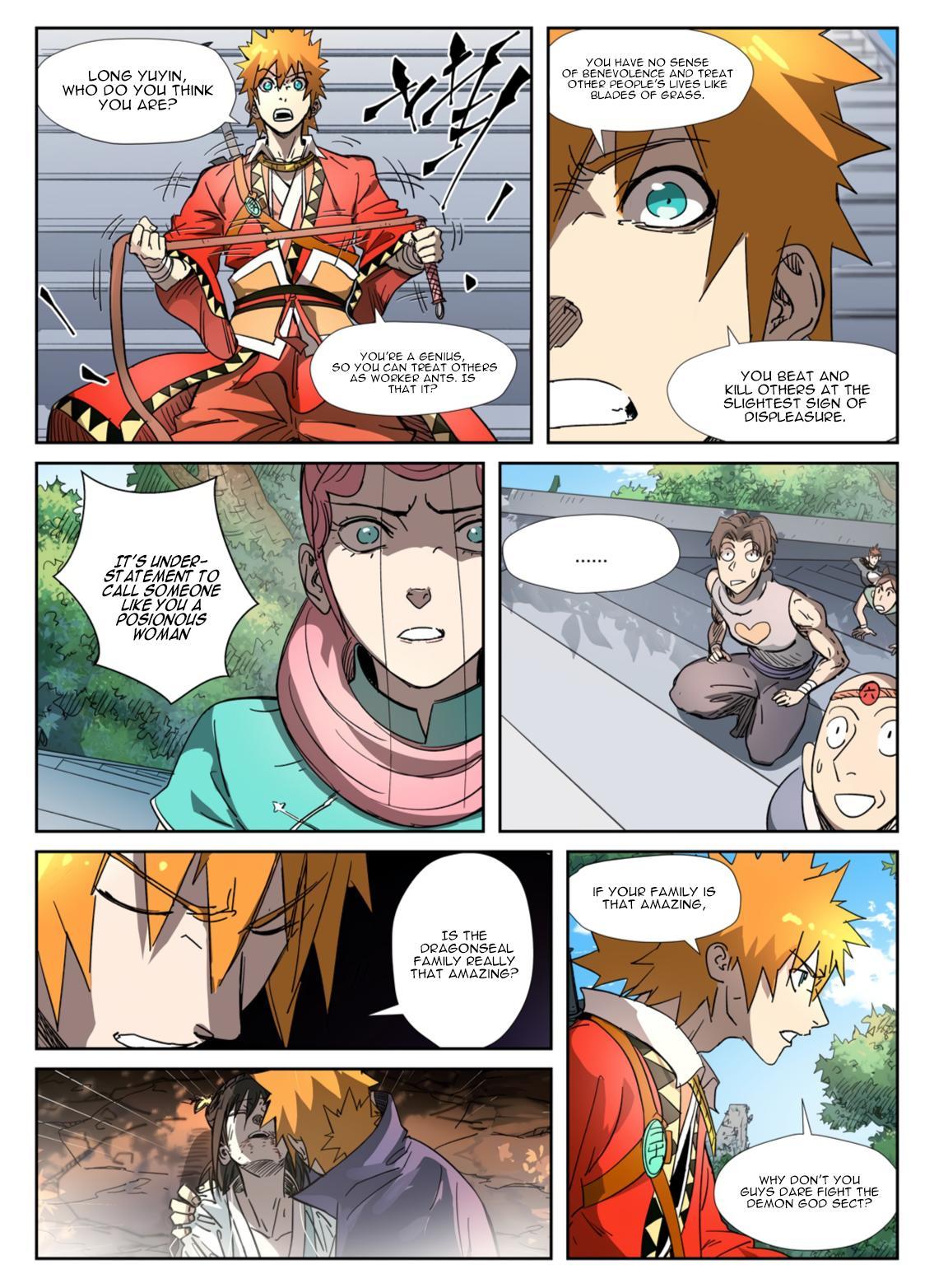 Tales Of Demons And Gods Chapter 316.5 page 6 - Mangakakalots.com