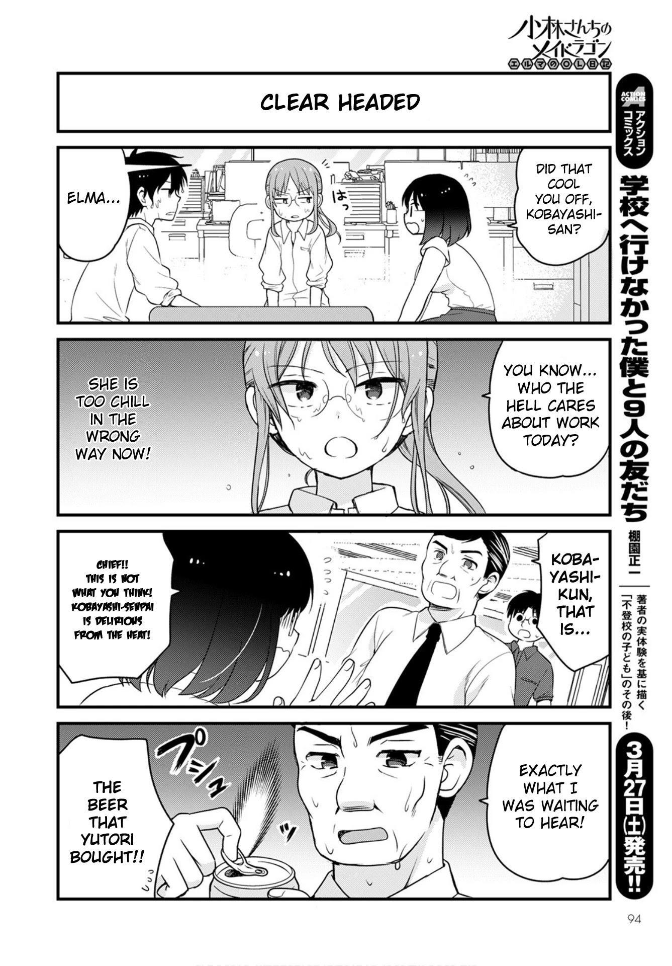 Kobayashi-San Chi No Maid Dragon: Elma Ol Nikki Chapter 44 page 10 - Mangakakalots.com