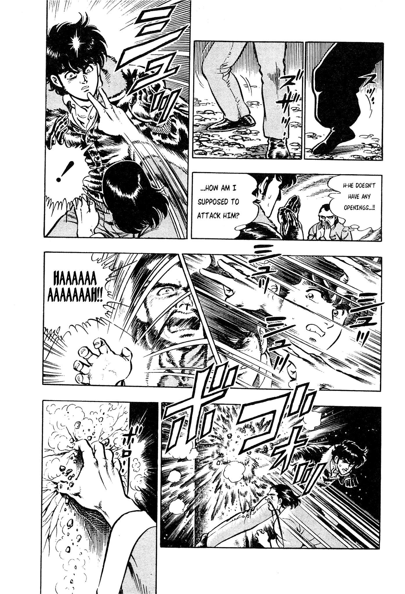Karate Apocalypse Chapter 8: Secret Fist page 20 - Mangakakalots.com