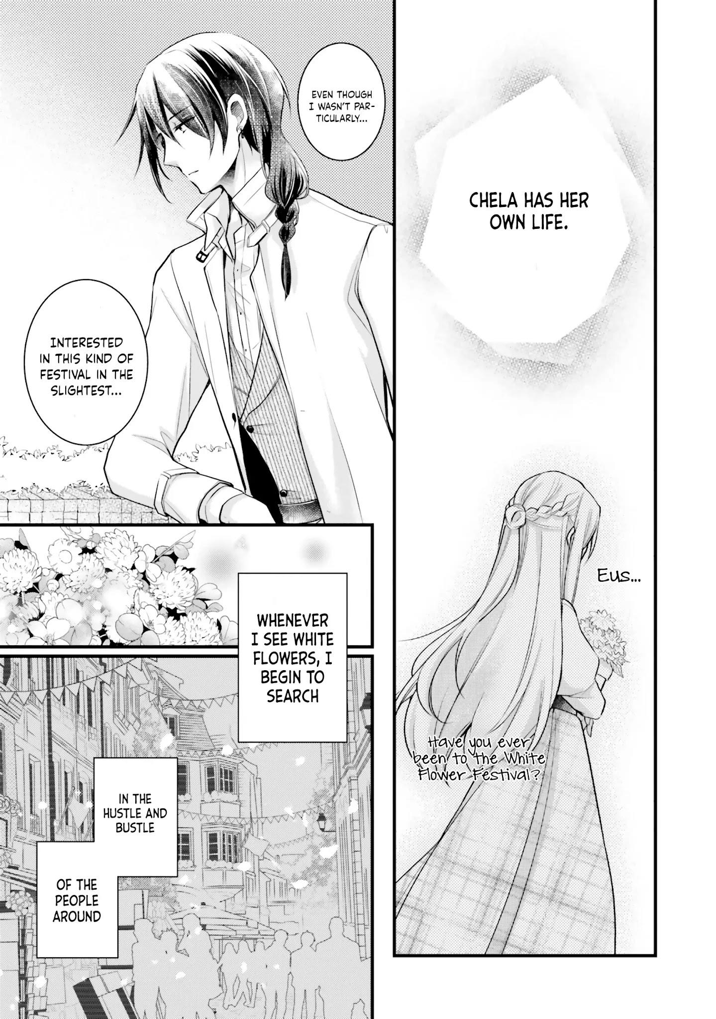 The Undying Engagement Seal Of The Doomed Witch And The Young Master Who Leapt Through Time Chapter 7 page 22 - Mangakakalots.com