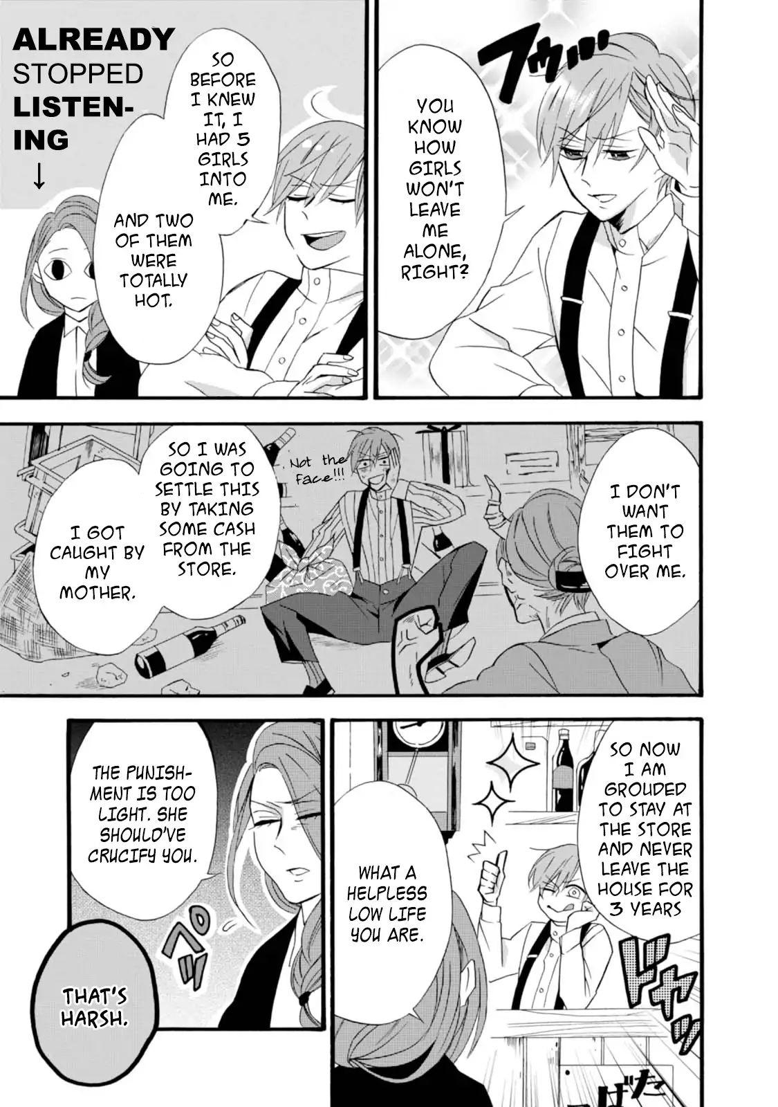 Will You Marry Me Again If You Are Reborn? Vol.1 Chapter 5: Stranger Than Fiction page 7 - Mangakakalots.com