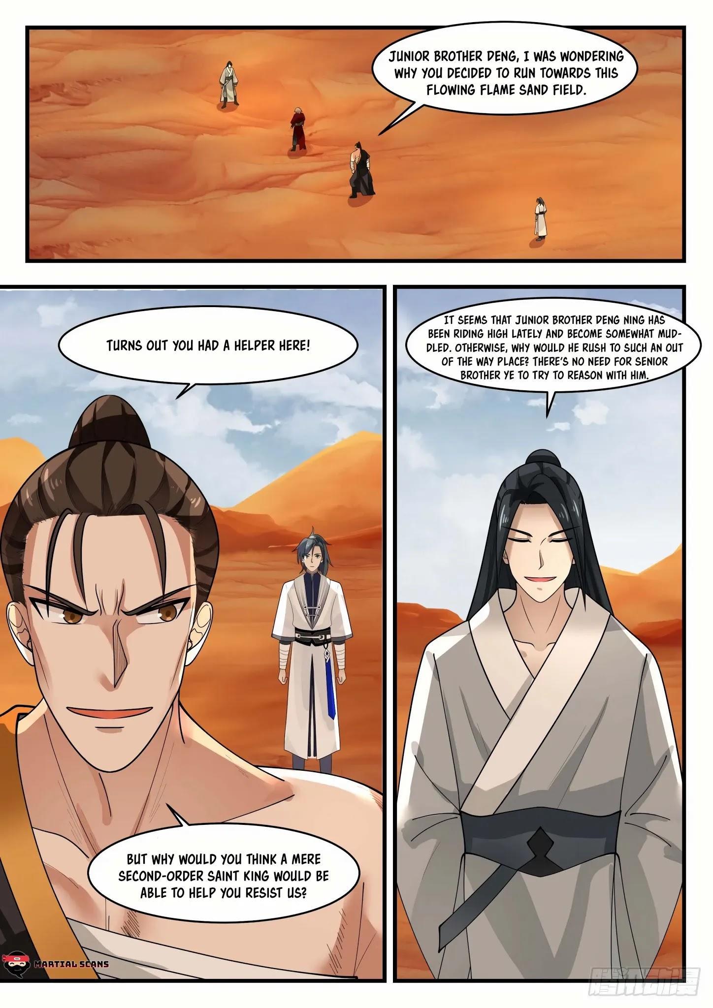 Martial Peak Chapter 1152: Blood Fusion Pill page 2 - Mangakakalots.com