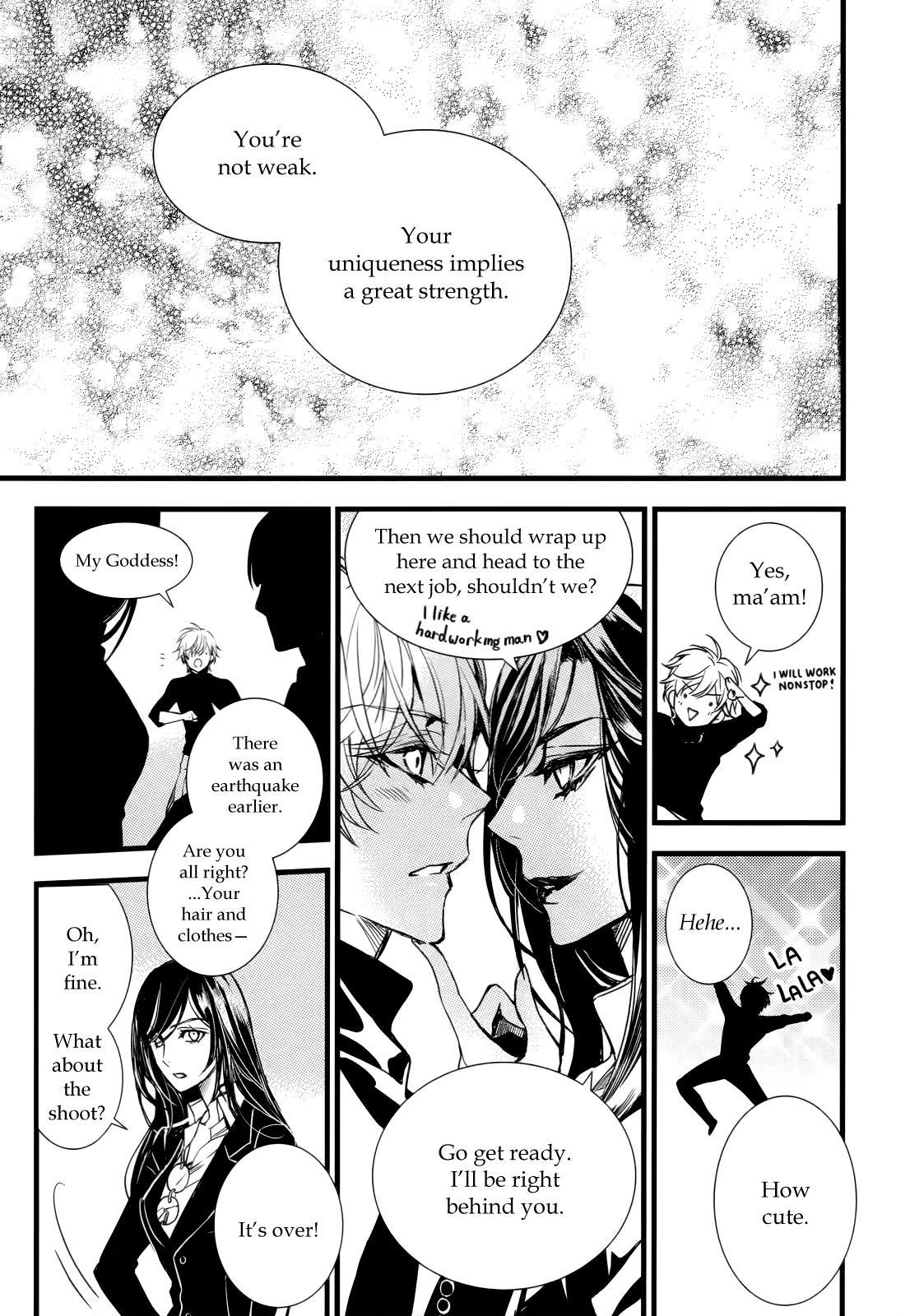 Vampire Library Chapter 37 page 32 - Mangakakalots.com