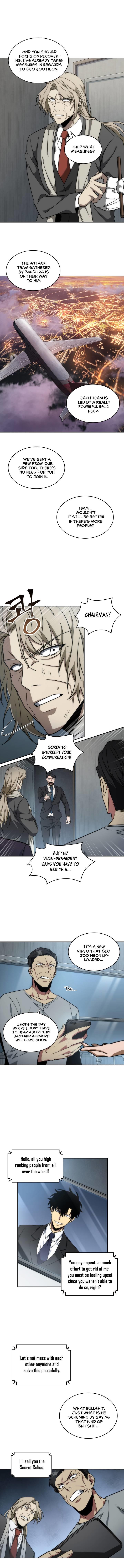 Tomb Raider King Chapter 238 page 10 - Mangakakalots.com