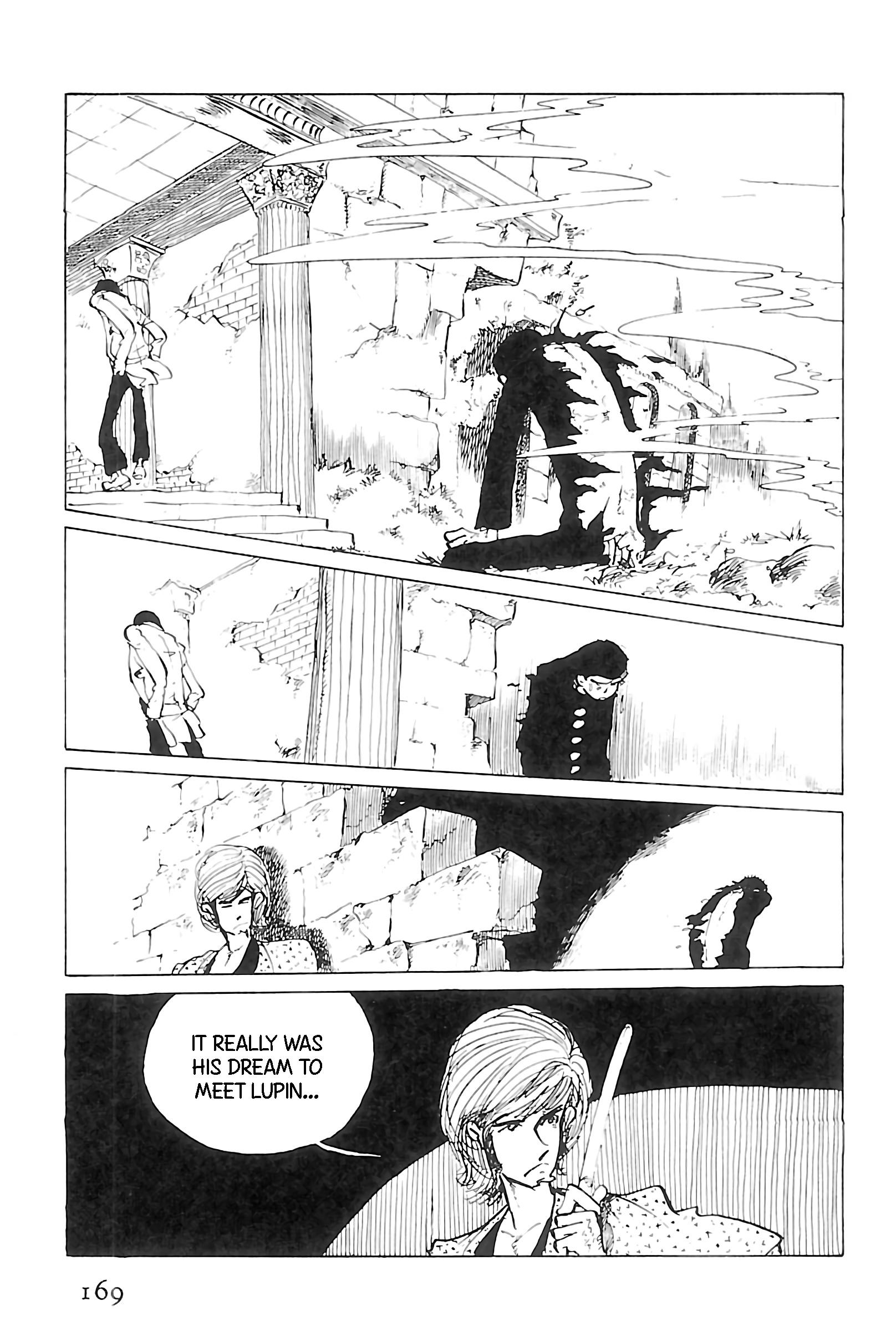 Lupin Iii: World'S Most Wanted Vol.11 Chapter 123: Regifting page 9 - Mangakakalots.com
