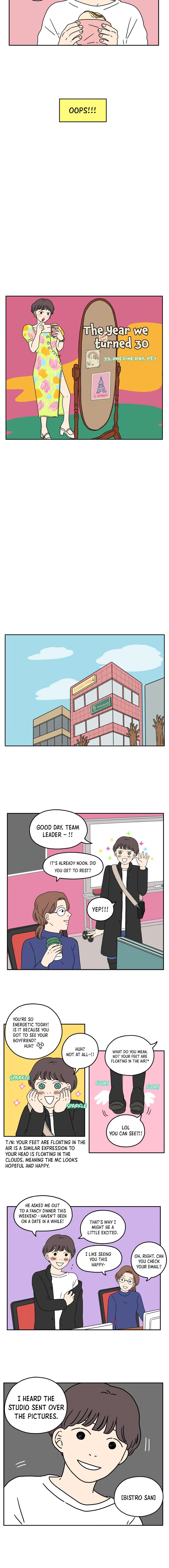 The Year We Turned 29 Chapter 33: One Fine Day (1/2) page 3 - Mangakakalots.com