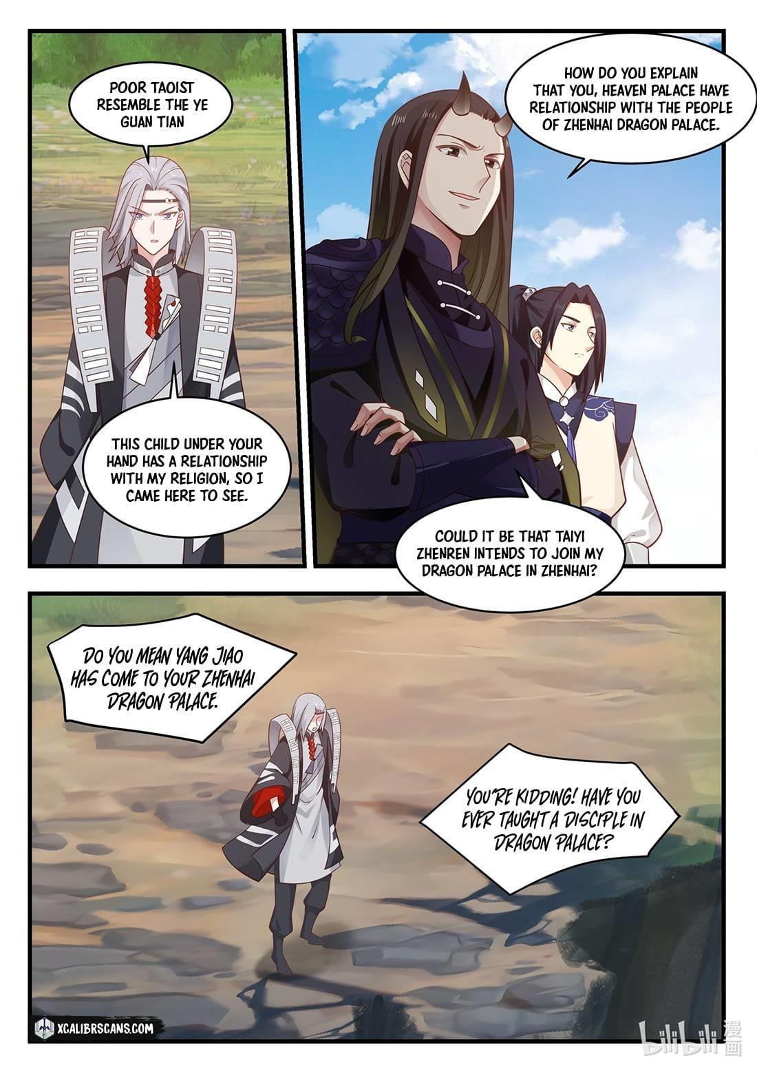 Dragon Throne Chapter 44 page 5 - Mangakakalots.com