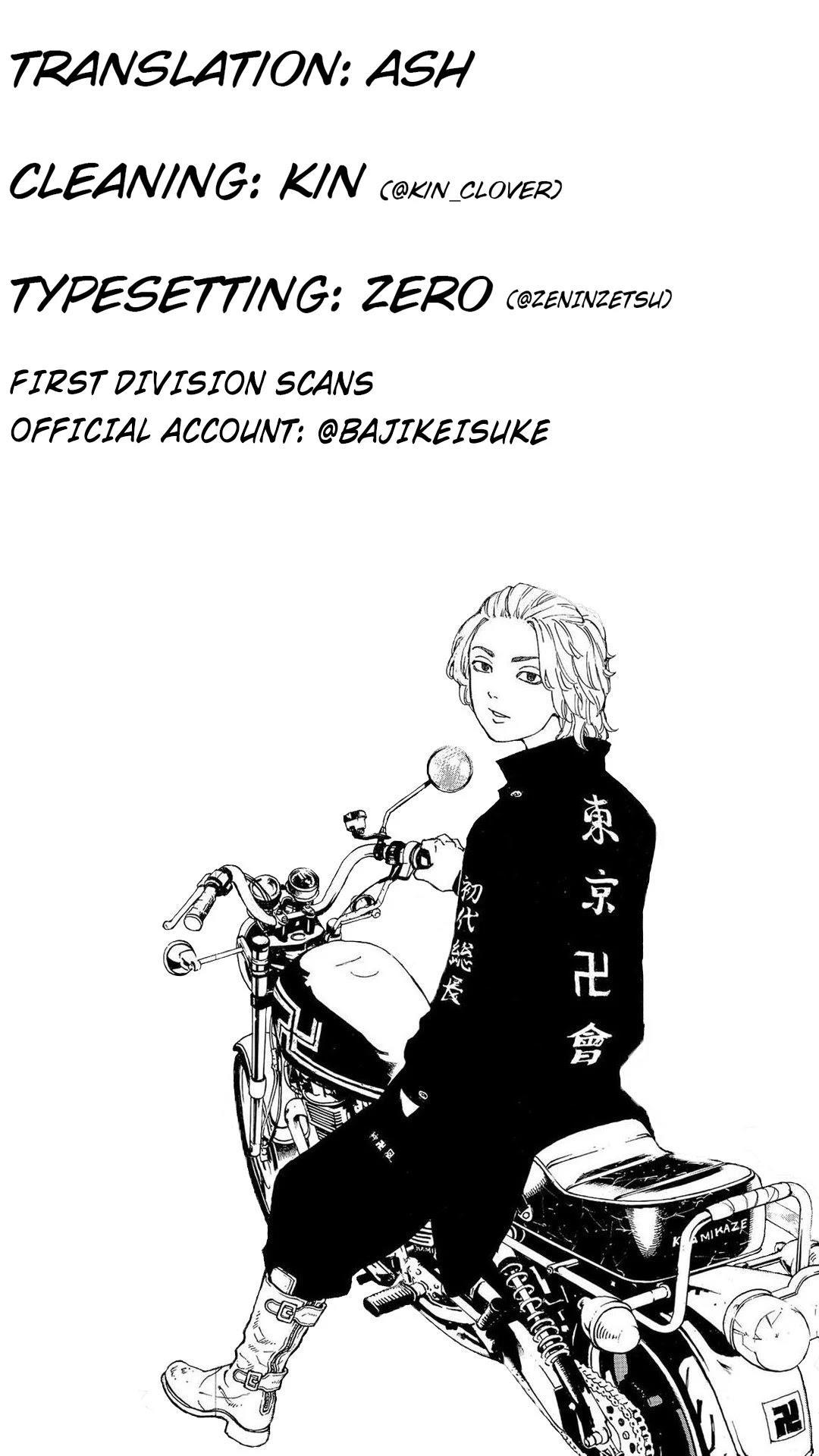 Tokyo Manji Revengers Chapter 224: Cutthroat page 18 - Mangakakalots.com