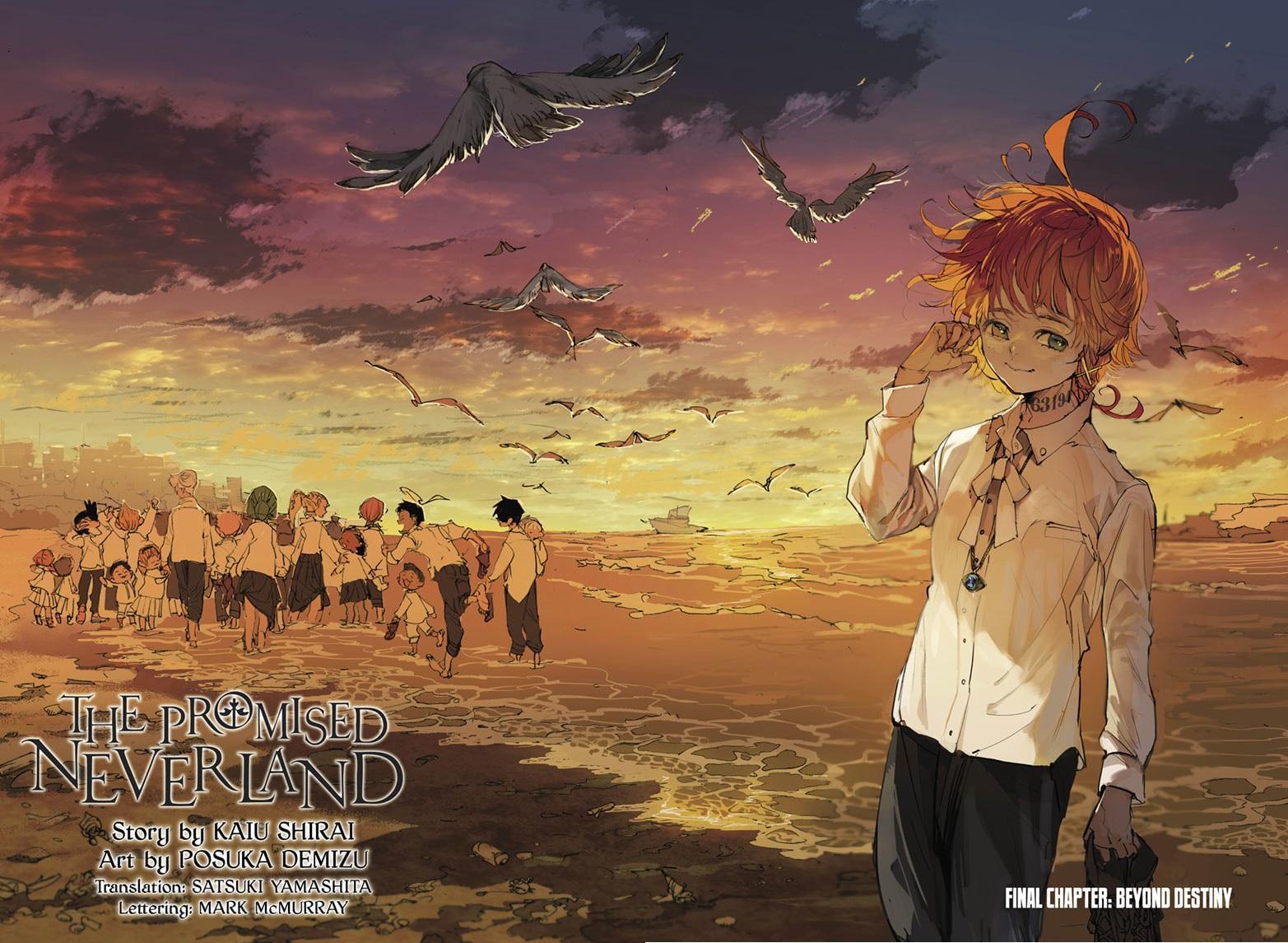 Yakusoku No Neverland Chapter 181 page 1 - Mangakakalot