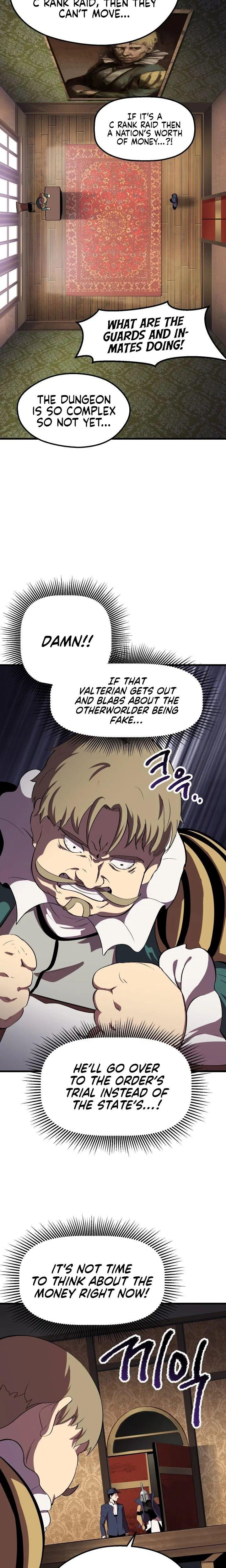 Survival Story Of A Sword King In A Fantasy World Chapter 59 page 33 - Mangakakalots.com