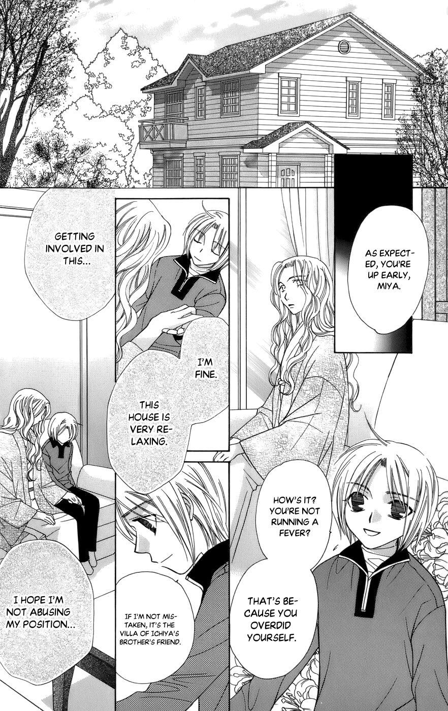 Platinum Garden Chapter 60 page 30 - Mangakakalots.com