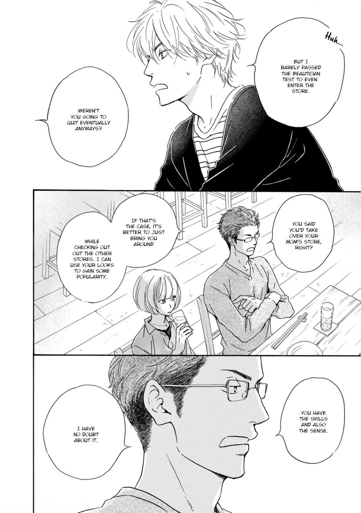 Anti-Romance Chapter 5 page 14 - Mangakakalots.com