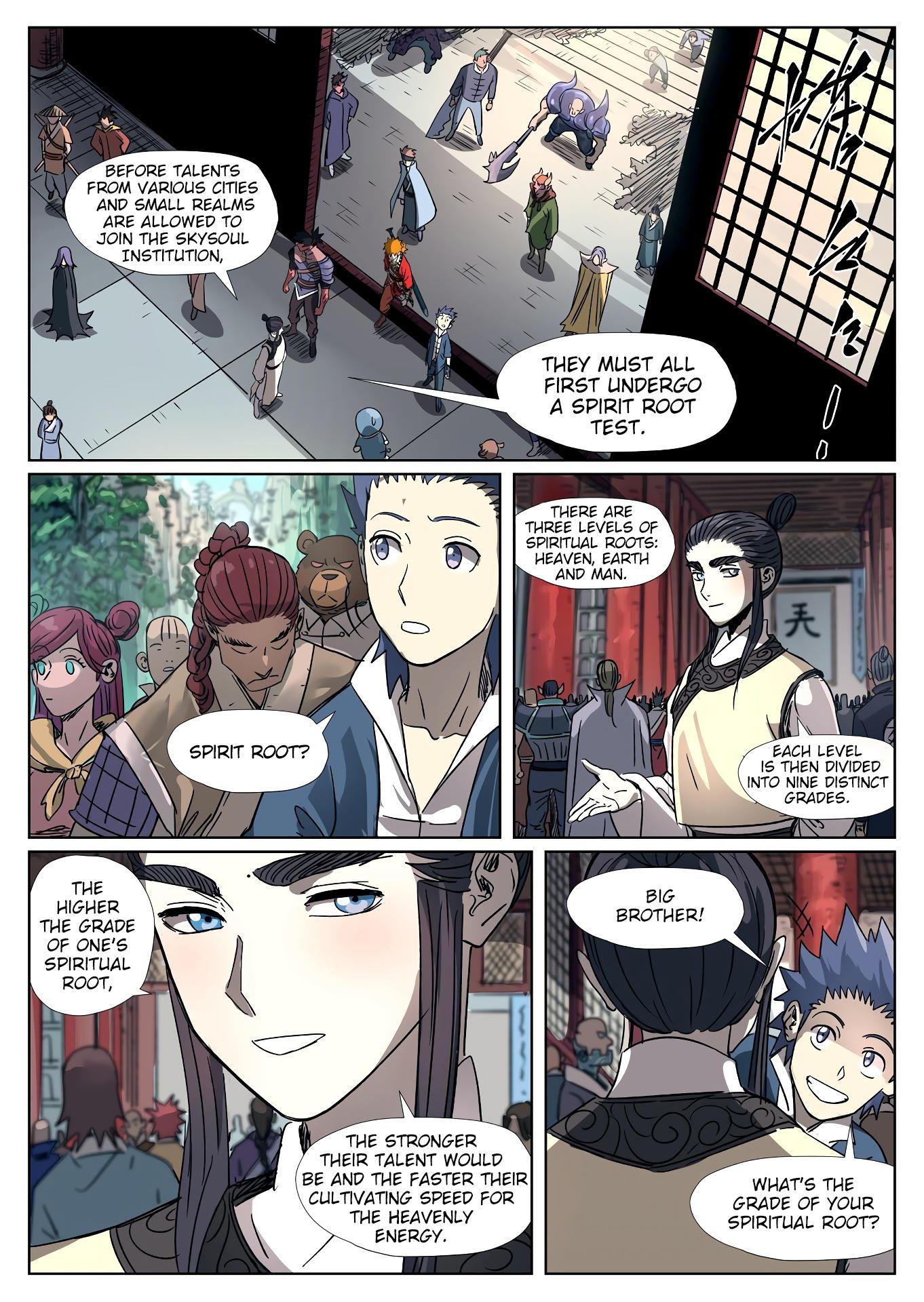 Tales Of Demons And Gods Chapter 297.5 page 5 - Mangakakalots.com