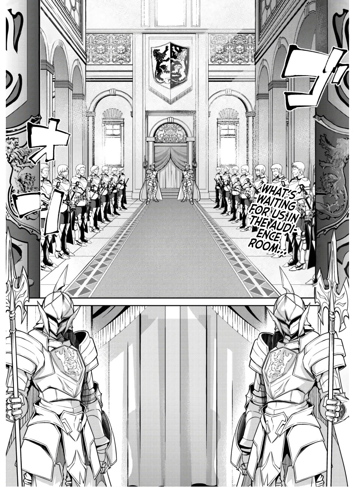 Berserk Of Gluttony Chapter 32: The Unchangeable Place page 2 - Mangakakalots.com