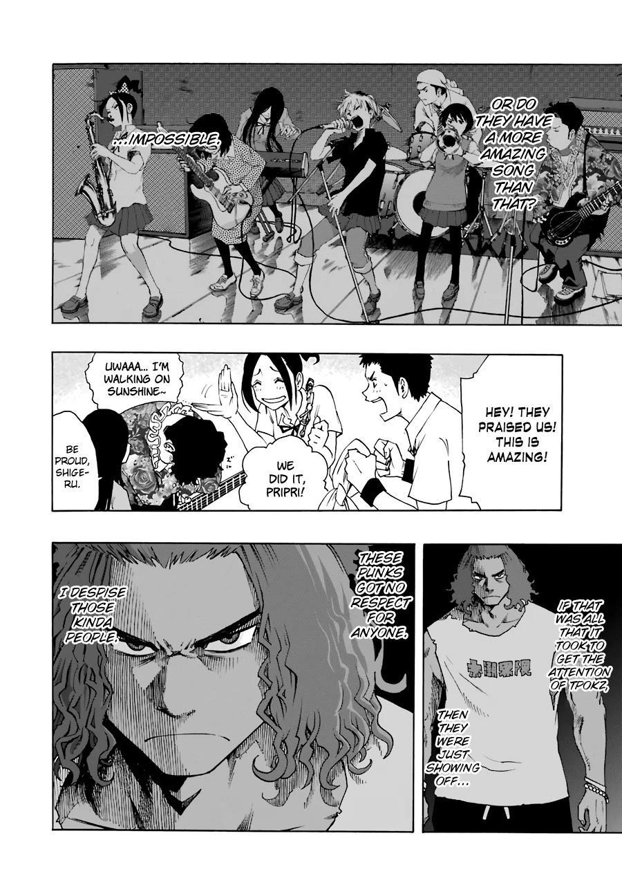 Shiori Experience - Jimi Na Watashi To Hen Na Oji-San Chapter 53: Top News~ page 17 - Mangakakalots.com