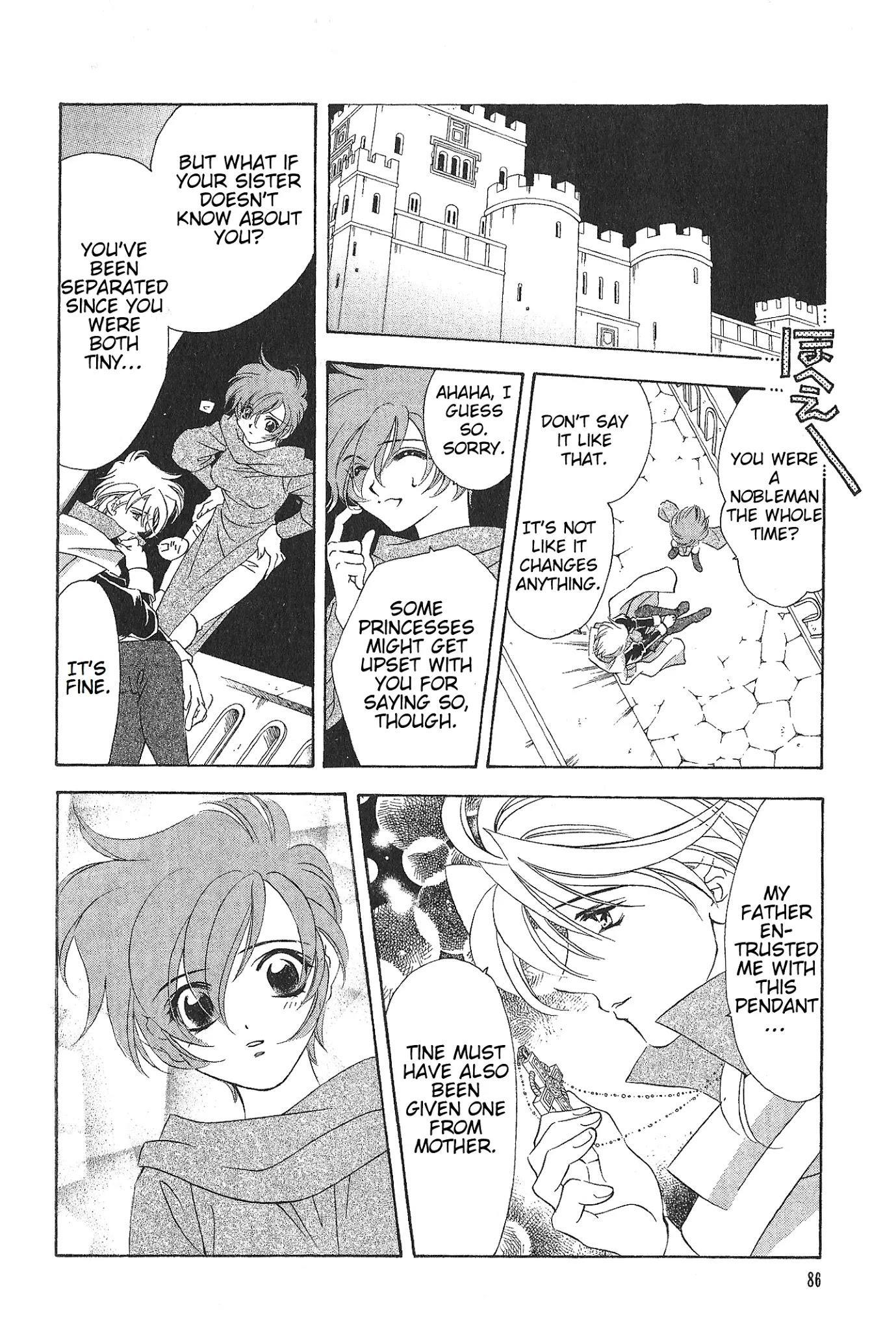 Fire Emblem: Seisen No Keifu Chapter 71 page 1 - Mangakakalots.com