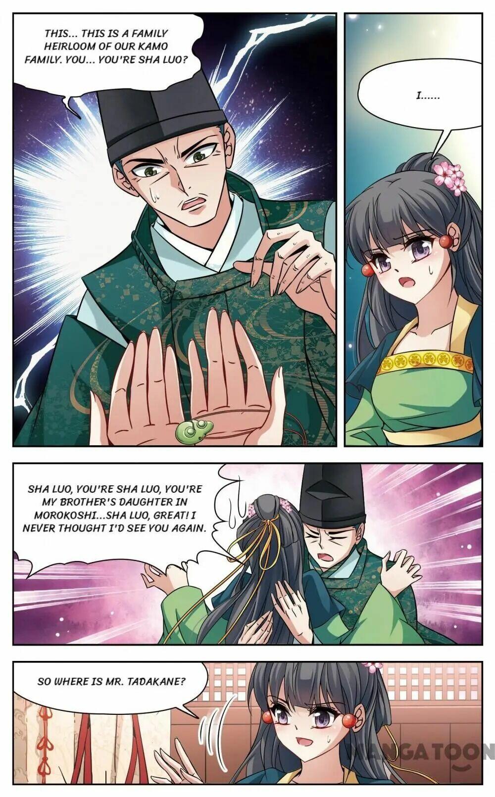 The Journey Chapter 171 page 9 - Mangakakalots.com
