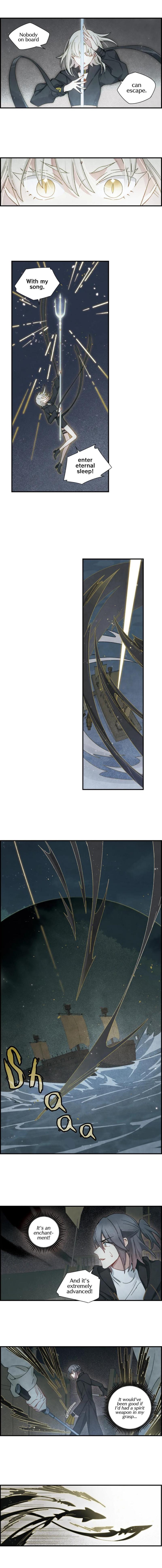 Mejaz - Regulus In The World Chapter 34.1: Demonic Influence page 4 - Mangakakalots.com