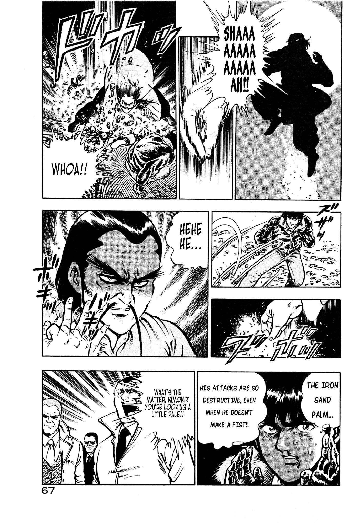 Karate Apocalypse Chapter 8: Secret Fist page 22 - Mangakakalots.com