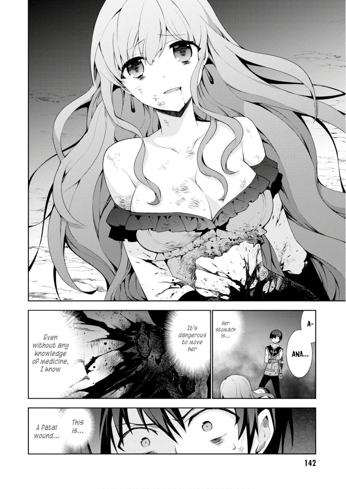 Isekai Cheat Magician Chapter 28 page 32 - Mangakakalots.com