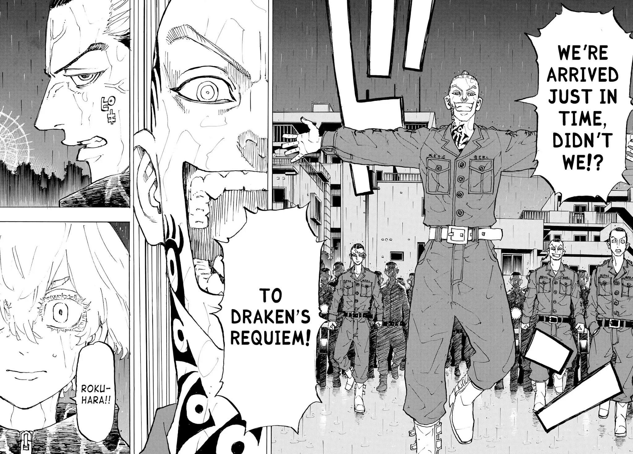 Tokyo Manji Revengers Chapter 224: Cutthroat page 12 - Mangakakalots.com