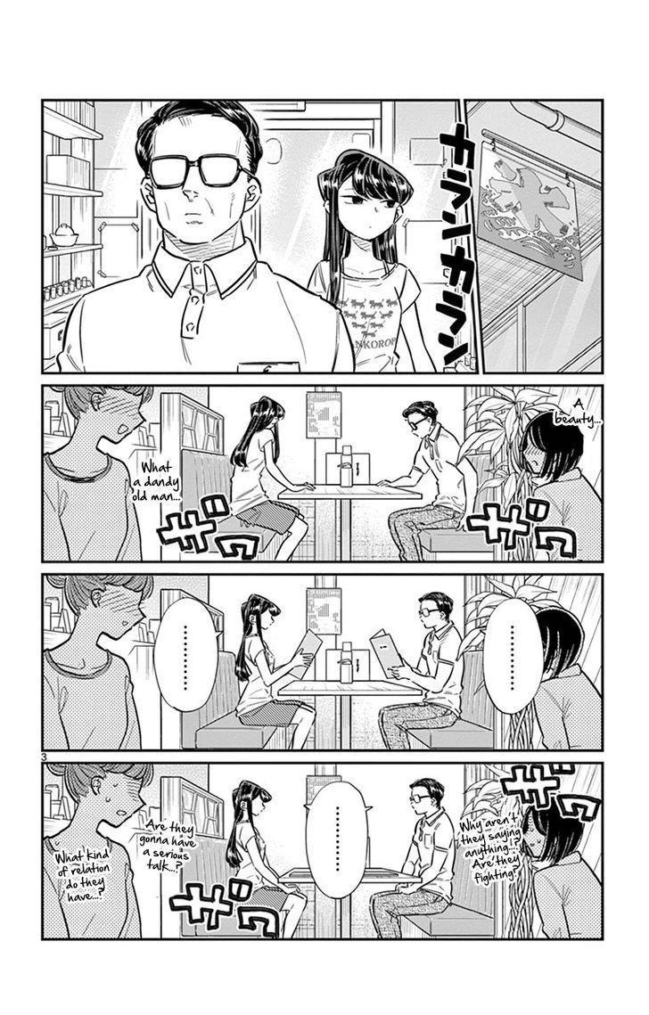 Komi-San Wa Komyushou Desu Vol.3 Chapter 42: Shaved Ice page 3 - Mangakakalot