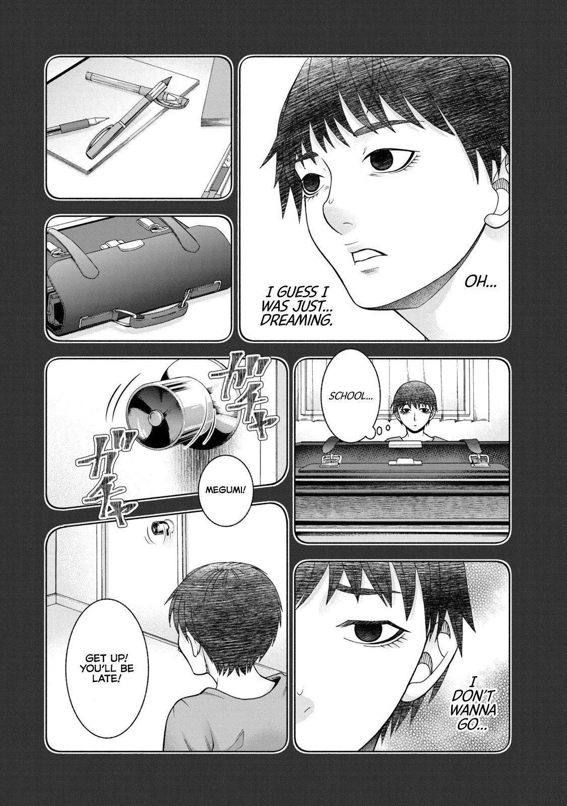 Asper Girl Chapter 45: Reality Confusion page 4 - Mangakakalots.com