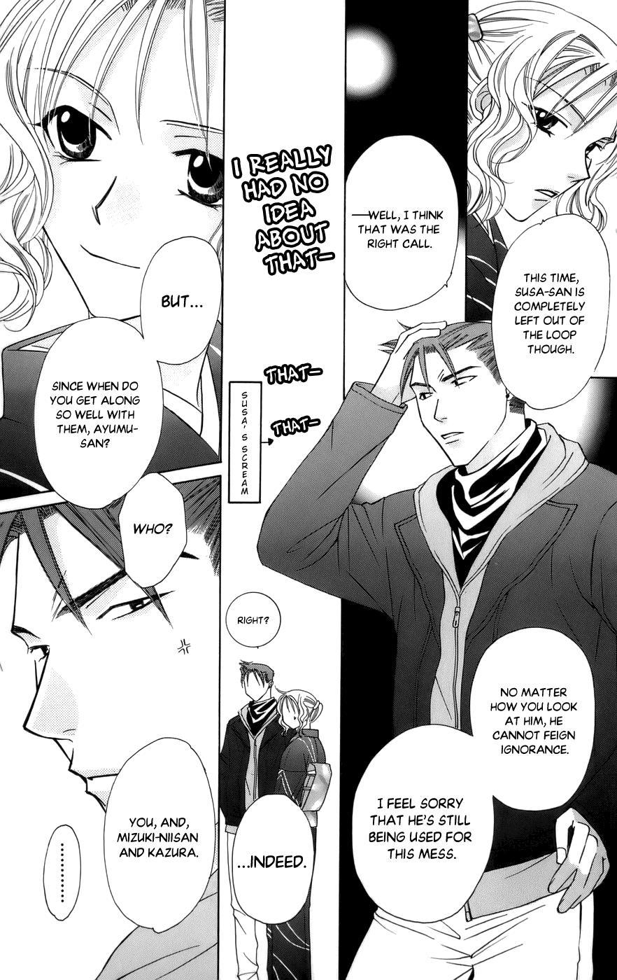 Platinum Garden Chapter 59 page 18 - Mangakakalots.com